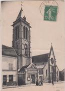 Val D ' Oise : CORMEILLES  En  PARISIS  : L '  église  ( Pour  Colmar) - Cormeilles En Parisis