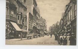 ROYAUME UNI - ENGLAND - OXFORD - Queen Street - Oxford