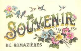 17 - CHARENTE MARITIME / Fantaisie Moderne - CPM - Format 9 X 14 Cm - ROMAZIERES - Other Municipalities