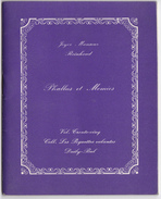 Phallus Et Momies / Joyce Mansour - Reinhoud  Volume 35 - Daily-Bul - 1969 - Poëzie