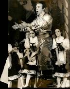 PHOTO - Photo De Presse - Télévision - José TORADO - 1974 - Célébrités