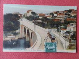 Dep 13 , Cpa MARSEILLE , 240 , Le Pont De La Fausse Monnaie  (413) - Endoume, Roucas, Corniche, Strände
