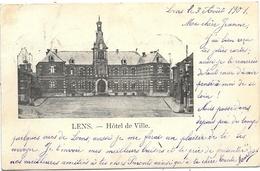 Lens NA2: Hôtel De Ville 1901 - Lens