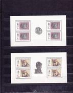 TCHECOSLOVAQUIE 1990 BRATISLAVA 2 FEUILLES Yvert 2859-2860 NEUF** MNH - Czechoslovakia