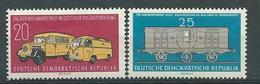 DDR 1960 Mi 789 - 790 Tag Der Briefmarke Postfrisch - Ongebruikt
