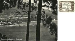 MARINA DI CARRARA  Fg  Panorama - Massa