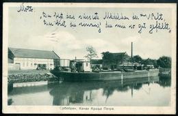 Srbobran, Kanal Kralja Petra, Juzna Backa, Vojvodina, Um 1915 - Serbien