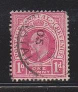 NATAL Scott # 82 Used - KEVII Issue - Zuid-Afrika (...-1961)
