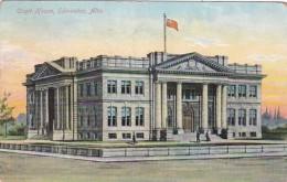 Canada Edmonton Court House 1909 - Edmonton