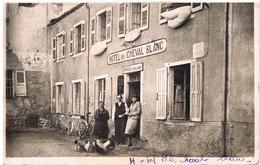 Chadernolles Hotel Du Cheval Blanc - France