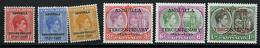 1950 - ST.KITTS - NEVIS  - Mi. Nr. 92/97 - LH - (CW2427.37) - St.Kitts E Nevis ( 1983-...)