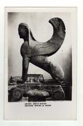 Cpsm Delphes Sphinx De Naxos - Sculture