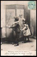 Enfants - Groupe D'endants - Doucement Lolotte, J'vais T'en Passer Un ! - Photographe Arjalew - Enfants