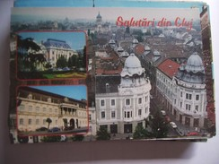 Roemenië Romania Rumenien Cluj Kolozsvar Klausenburg - Roemenië