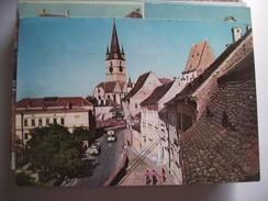 Roemenië Romania Rumenien Sibiu Nice City Panorama - Roemenië