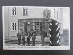 AK LANDSBERG A.Warthe Kaserne Wehrmacht 1943  // D*24049 - Schlesien