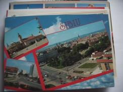 Roemenië Romania Rumenien Sibiu The City - Roemenië