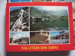 Roemenië Romania Rumenien Sibiu Salutari - Roemenië