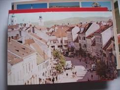 Roemenië Romania Rumenien Sibiu City Center - Roemenië
