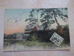 CPA JAPON Matsumoto Castle SINSHIU - Other