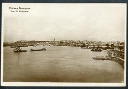 Belgrad, Belgrade Vue De, Panorama, 23.4.1929, - Serbien