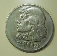 Poland 10 Zlotych 1959 - Polen
