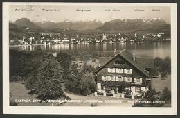 Austria-----Lochau------old Postcard - Lochau
