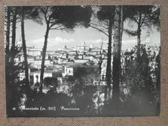 MACERATA - 1953 - Panorama  -     -BELLA - Italy