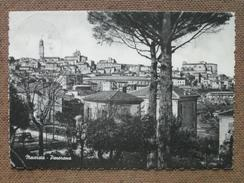 MACERATA - 1951 - PANORAMA  -     -BELLA - Italy