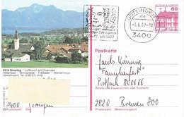 Deutschland Bildpostkarte Rimsting - Kurort Am Chiemsee - Sonderstempel Händel Festspiele Göttingen - Bildpostkarten - Gebraucht