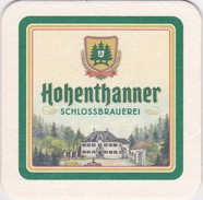Sottobicchieri -di Birra- Hohenthanner - Schlossbrauerei - Sous-bocks