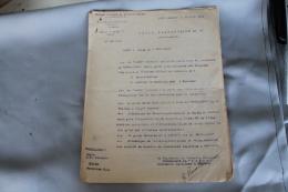 GUERRE CIVILE CHINE : Ordres Et Comptes Rendu De Missions De La Marine à HANKEOU Et CHUNGKING 1932