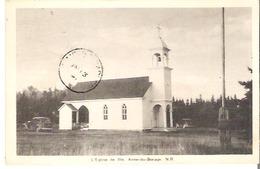 L'Eglise De Ste. Anne-du-Bocage, New Brunswick
