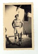Photo Représentant Un Chasseur Alpin - Guerre, Militaire