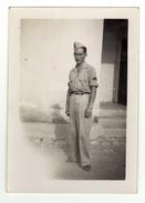 Photo Représentant Un Zouave - Guerre, Militaire