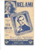 Bel Ami - Les Nouvelles Editions Méridian - Copyright 1939 - Musique & Instruments