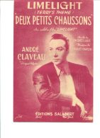 Limelight (Deux Petits Chaussons) - Editions Salabert - Chant Soliste