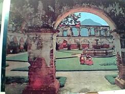 GUATEMALA - VOLCAN DE AGUA  CONVENTO SANTA CHIARA  N1985 GC13693 - Guatemala