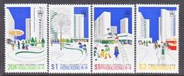 Hong Kong  376-9   **  PUBLIC  HOUSING - Hong Kong (...-1997)