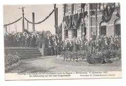 Willebroeck Inhuldiging 1905  De Redevoering Deel 1   P112 - Willebroek