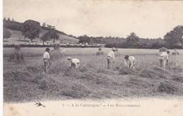 CPA A La Campagne, Les Moissonneurs (pk34275) - Bauern