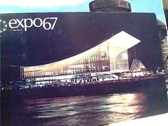 CANADA MONTREAL EXPO 67 VB1967  GC13707 - Montreal