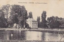 CPA Château De St Martin, Louches, Anvirons D'Ardres (pk34295) - Ardres