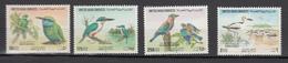United Arab Emirates 1994,4V,set,birds,vogels,vögel,oiseaux,pajaros,uccelli,aves,MNH/Postfris(A3215) - Vogels
