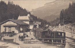 Brüng-Dampf-Bahn - 1912 - Schöne Animation    (P41-30918) - BE Berne