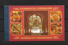 2005 MNH Aserbaischan - Europa-CEPT