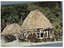 (716) American Samoa Fale (house) - Amerikanisch Samoa