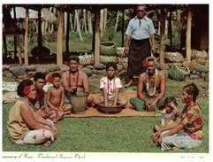(716) American Samoa Kava Preparation - American Samoa