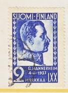 FINLAND  213   (o)   FIELD  MARSHALL - Finland
