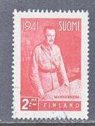 FINLAND  229   (o)   FIELD  MARSHALL - Finland